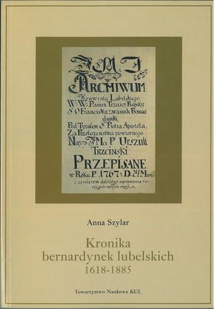 Kronika bernardynek lubelskich 1618-1885, Anna Szylar (1)