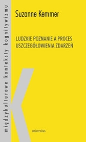 Ludzkie poznanie a proces uszczegółowienia zdarzeń, Suzanne Kemmer