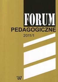 Forum pedagogiczne 2011/1