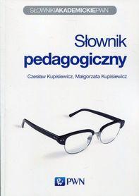 Słownik pedagogiczny, C. Kupisiewicz, M. Kupisiewicz