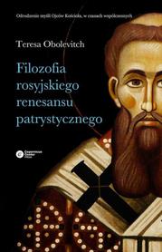 Filozofia rosyjskiego renesansu patrystycznego, T. Obolevitch