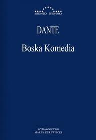 Boska Komedia, Dante