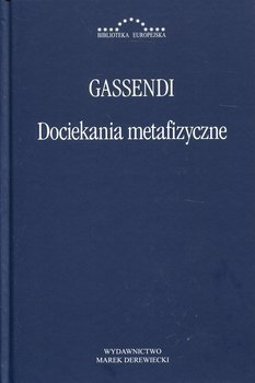 Dociekania metafizyczne, Gassendi, oprawa twarda