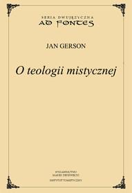 O teologii mistycznej, Jan Gerson