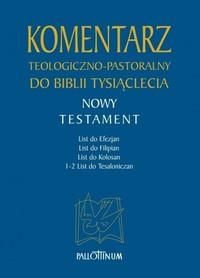 Komentarz teologiczno-pastoralny do Biblii Tysiąclecia (TOM 3), Ks. Mirosław S. Wróbel, O. Hugolin H. Langkammer OFM, Ks. Sławomir Stasiak, O. Bonawentura Smolka OFM.