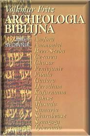 Archeologia Biblijna. Mały słownik, V. Fritz