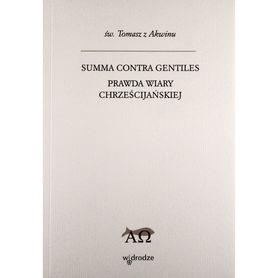 Summa contra gentiles. Prawda wiary chrześcijańskiej, t. III, Św. Tomasz z Akwinu