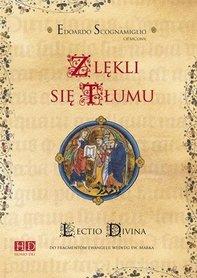 Zlękli się tłumu. Lectio divina do fragmentów ewangelii według św. Marka, Edoardo Scognamiglio OFMConv
