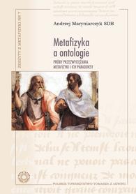 Metafizyka a ontologie, Andrzej Maryniarczyk SDB.