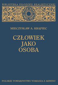 CZŁOWIEK JAKO OSOBA, Mieczysław A. Krąpiec.