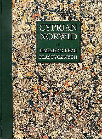 Cyprian Norwid. Katalog prac plastycznych tom I prace w albumach 1., E. Chlebowska (1)
