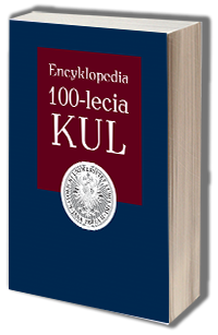 Encyklopedia 100-lecia KUL, Tom I i II