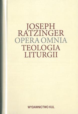 Opera Omnia T. XI. Teologia liturgii, Joseph Ratzinger (1)
