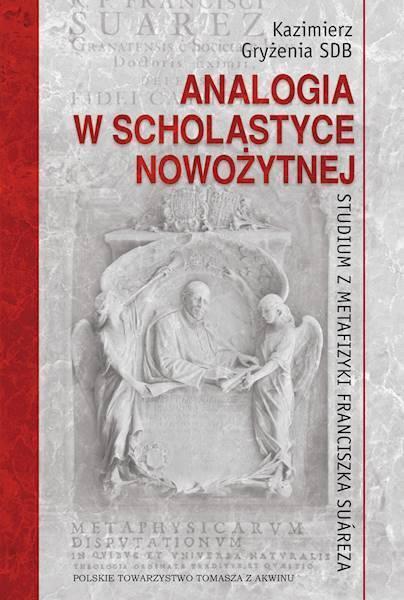 Analogia w scholastyce nowożytnej, Kazimierz Gryżenia SDB (1)