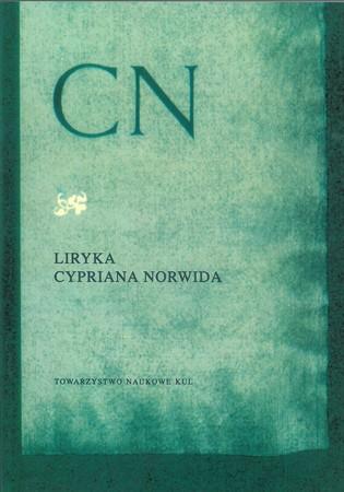 LIRYKA CYPRIANA NORWIDA (1)