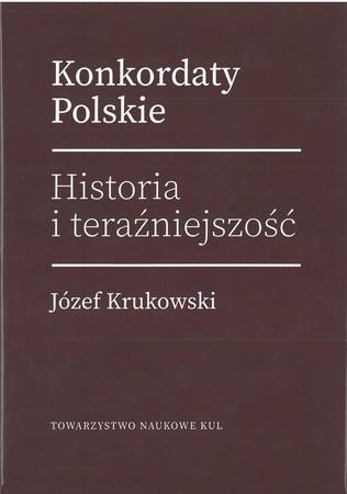 Konkordaty Polskie Historia i teraźniejszość   (1)