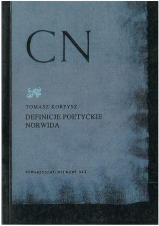 Definicje poetyckie Norwida (1)