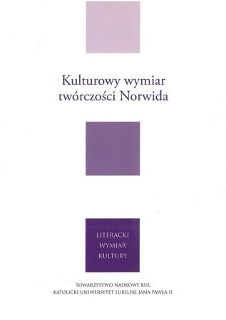 Kulturowy wymiar twórczości Norwida  (1)